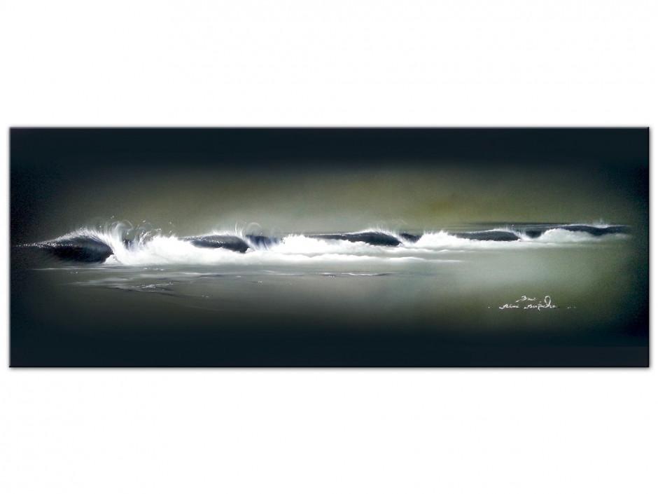 Tableau Aluminium Peinture Rémi Bertoche Supertube