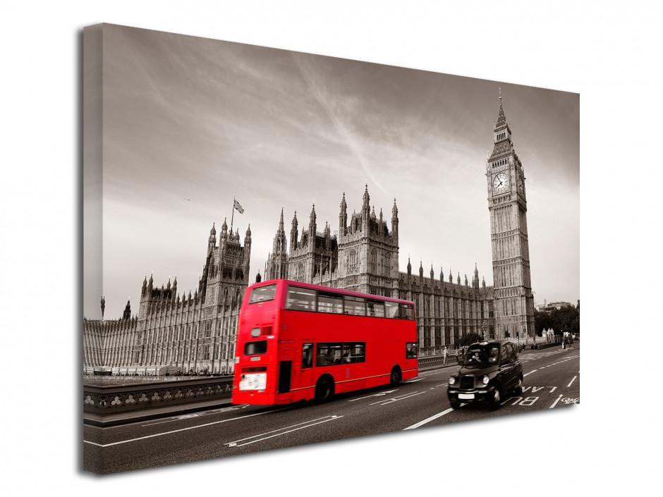 Tableau toile deco Londres