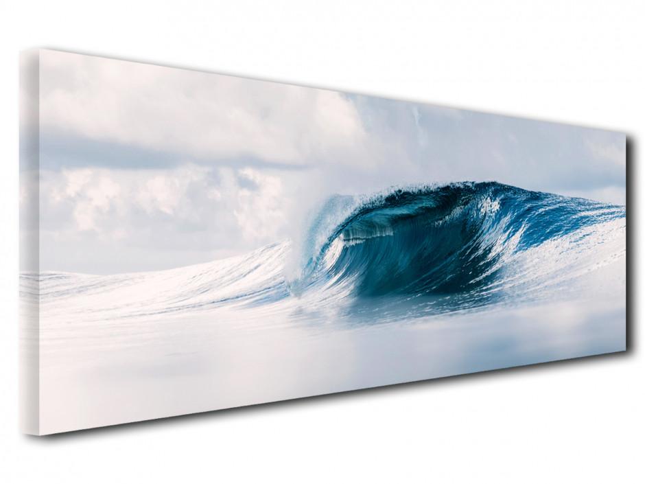 Tableau déco toile La vague parfaite