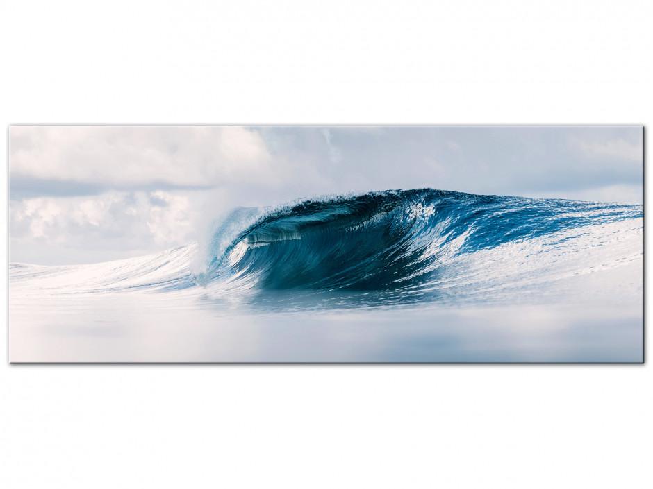 Tableau déco Auminium La vague parfaite