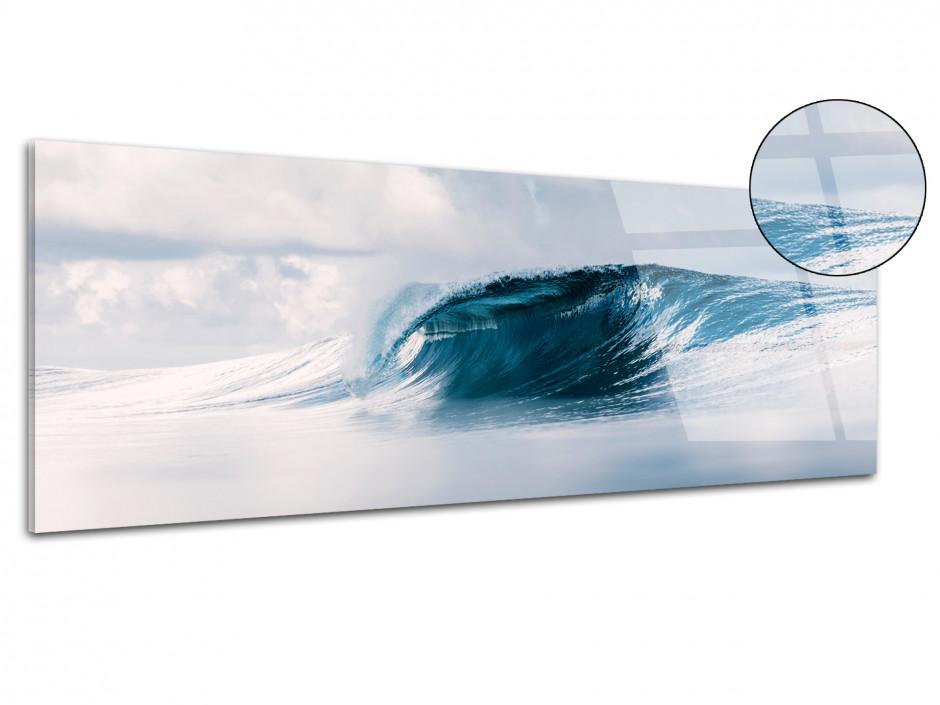 Tableau déco plexiglas La vague parfaite