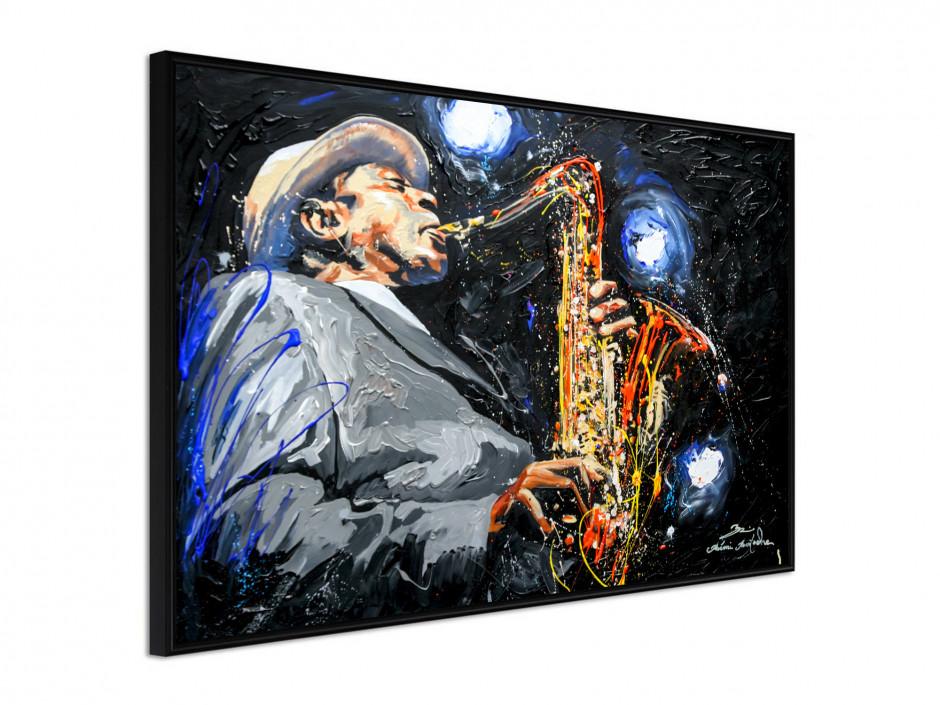 Affiche sous cadre Jazz