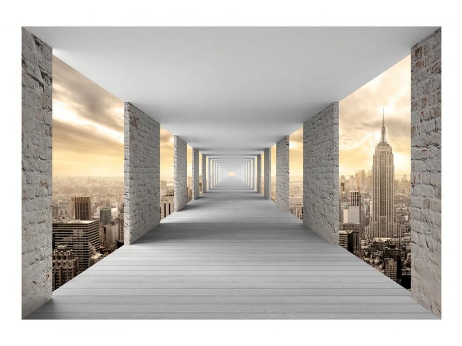 Papier peint  Skyward Corridor