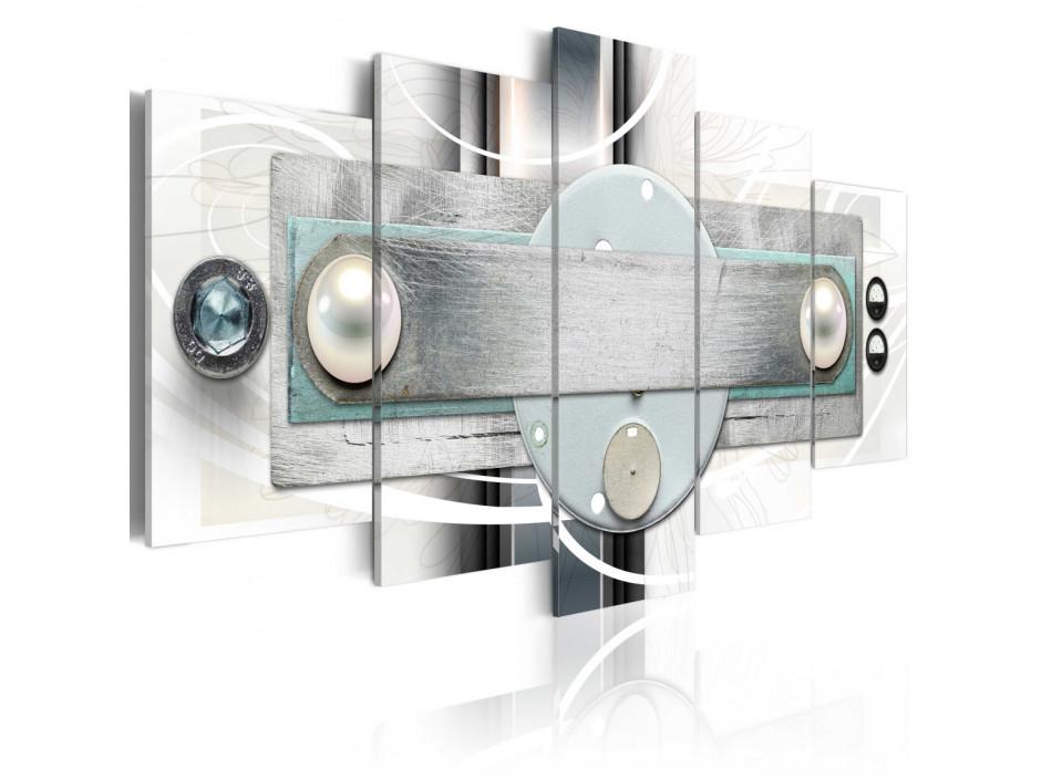 Tableau  Steel frigidity