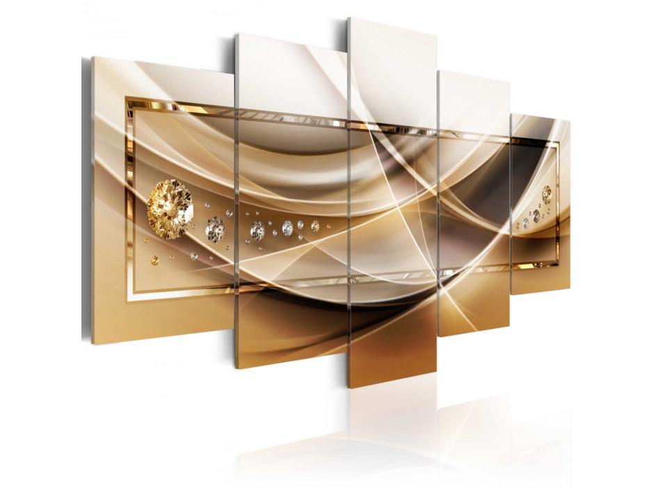 Tableau  Golden Frame