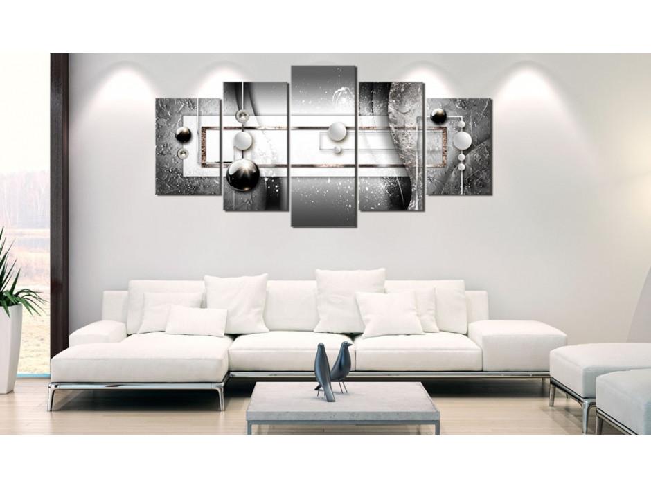Tableau  Grey Symmetry