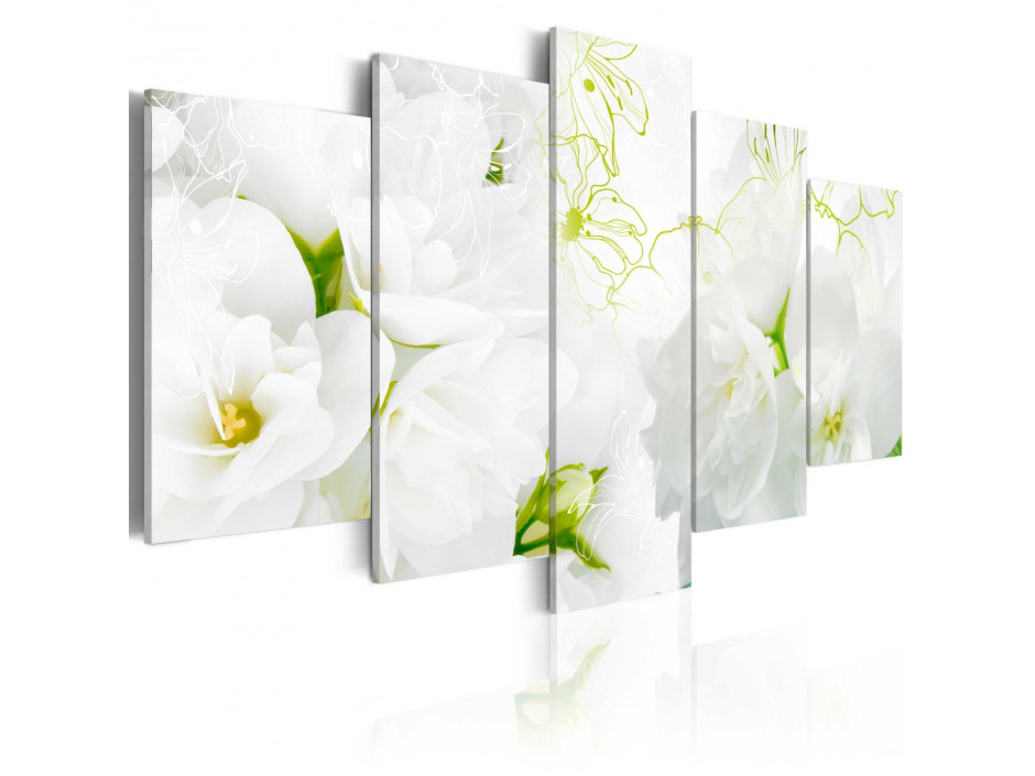 Tableau  Natural white