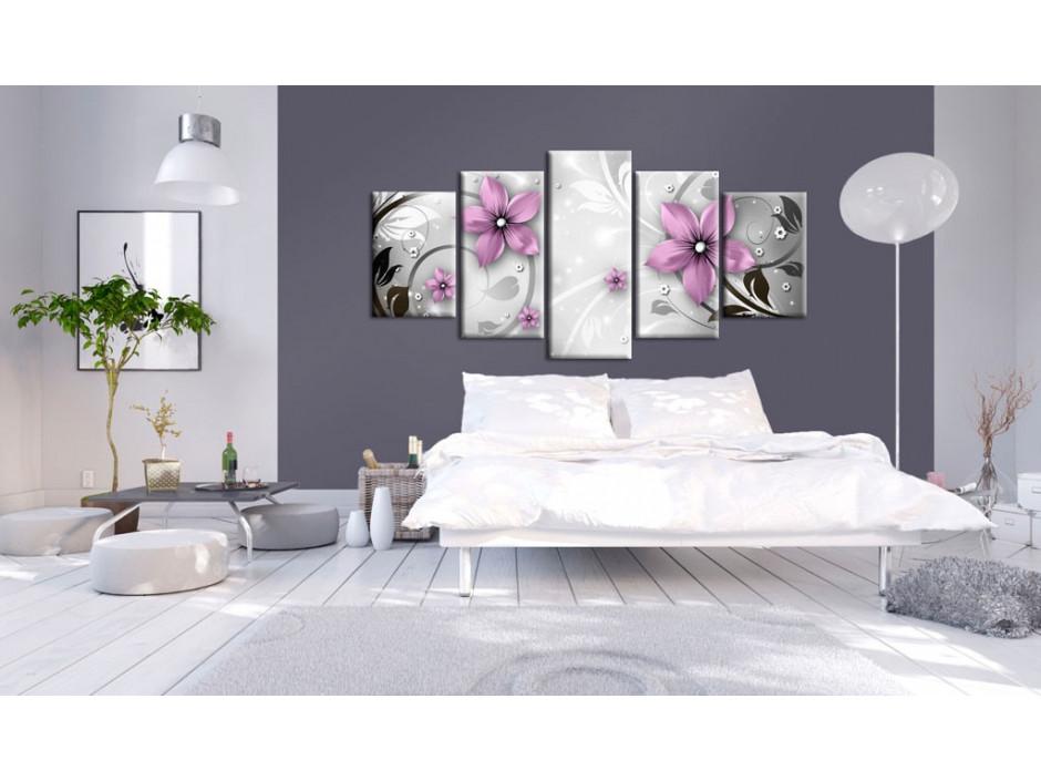 Tableau  Saucy flowers