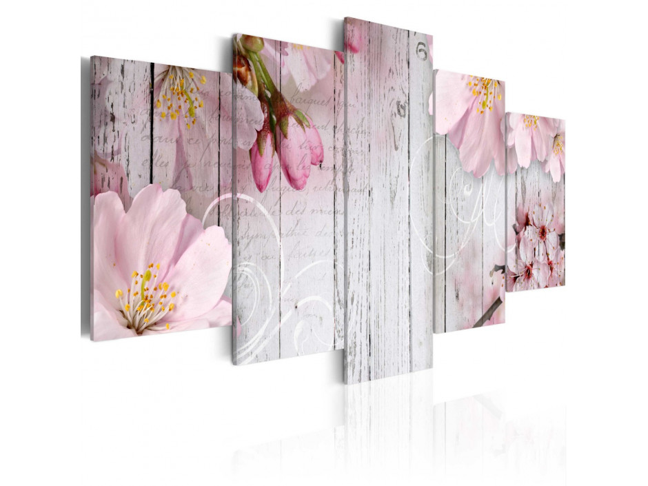 Tableau  Délicatesse florale