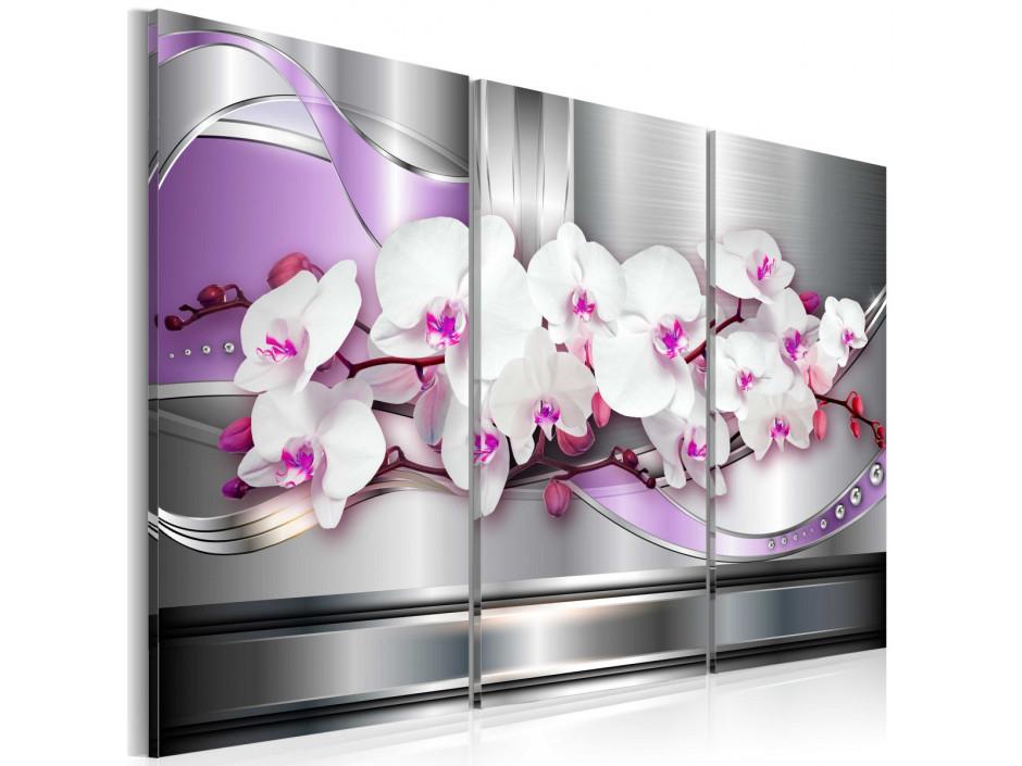 Tableau - Chanson de l'orchidée