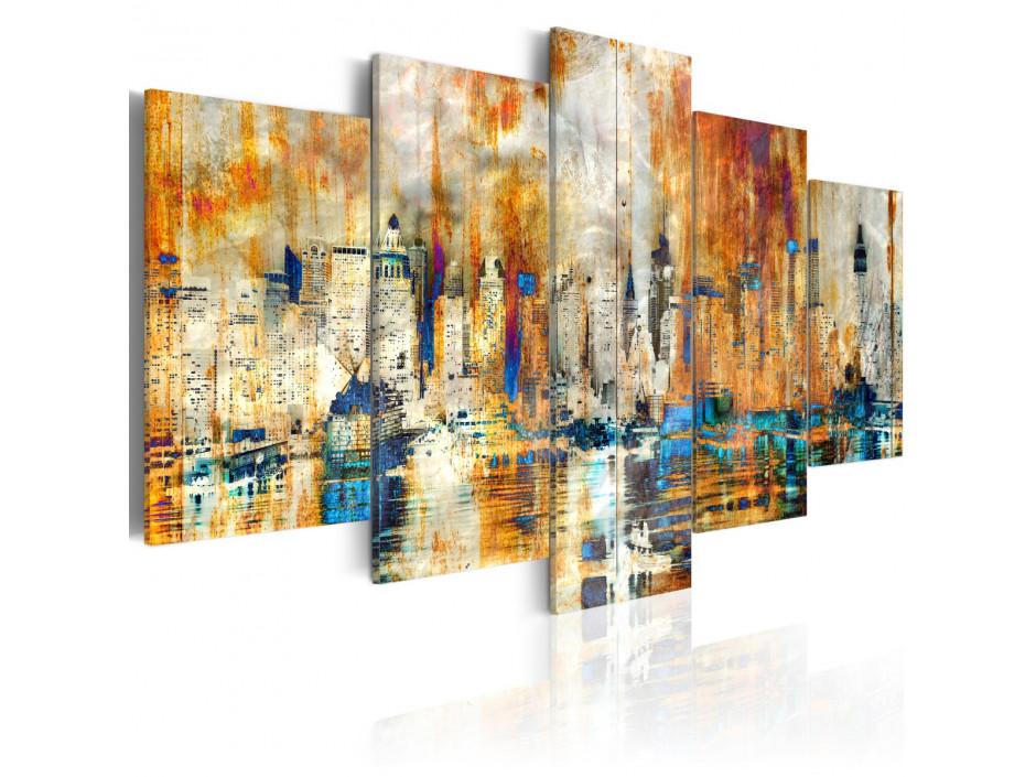 Tableau - Mémoire de la cité