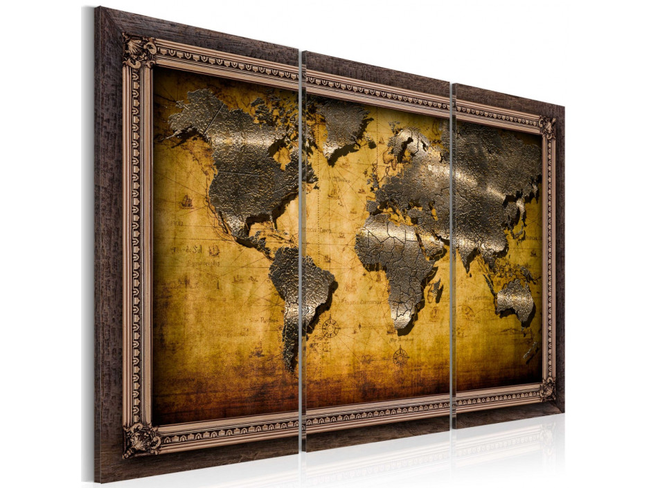 Tableau  The World in a Frame