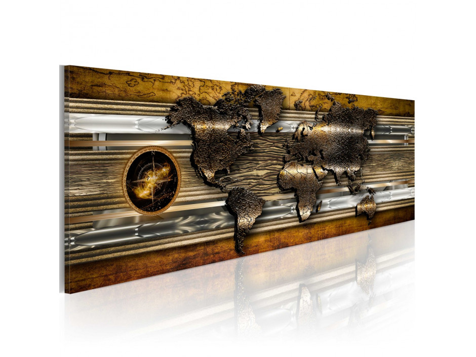 Tableau - The Golden Map
