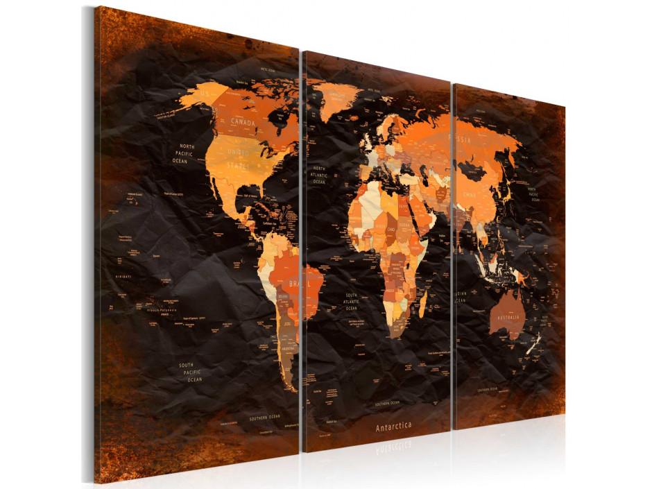 Tableau  Remarkable Map