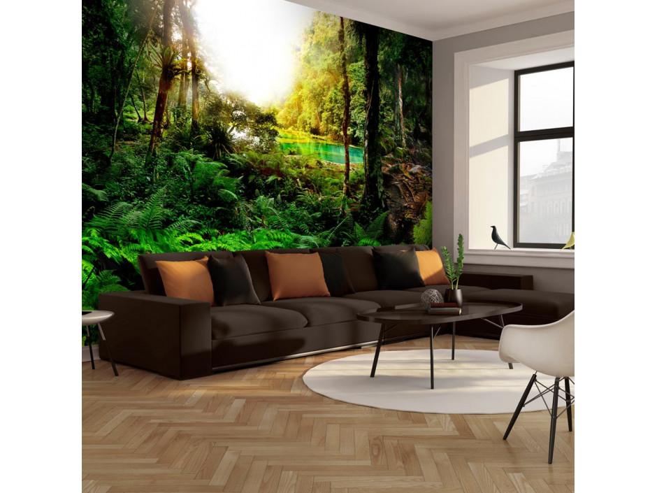 Papier peint  In tropics