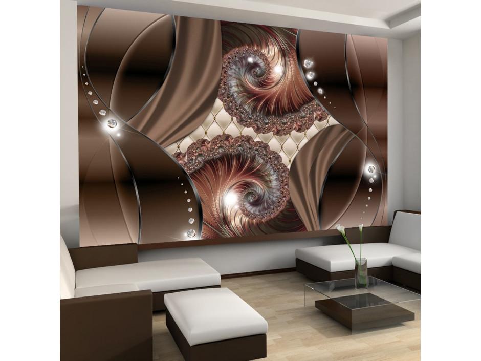 Papier peint - Cooper shells