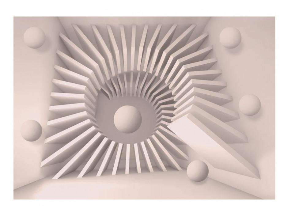 Papier peint  Sand chamber