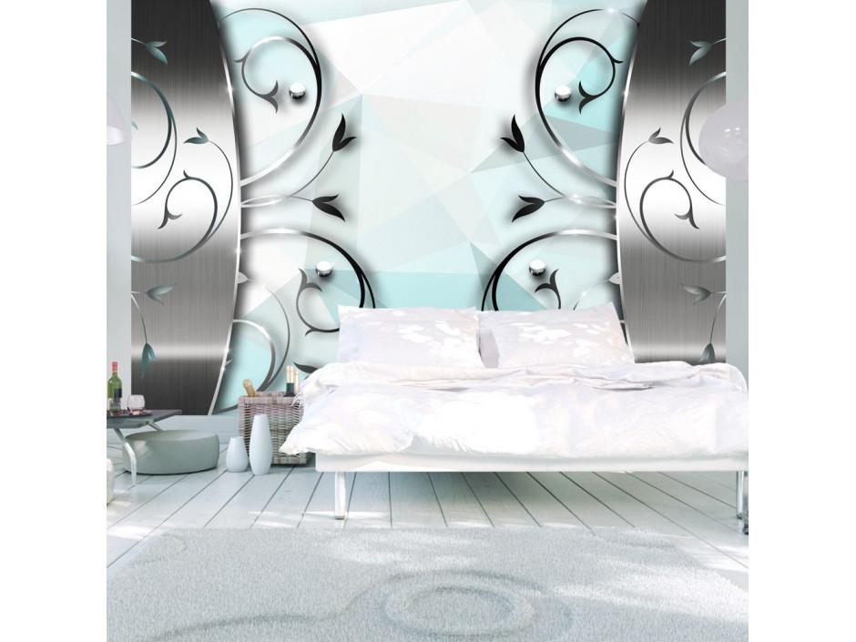 Papier peint - Silver gate