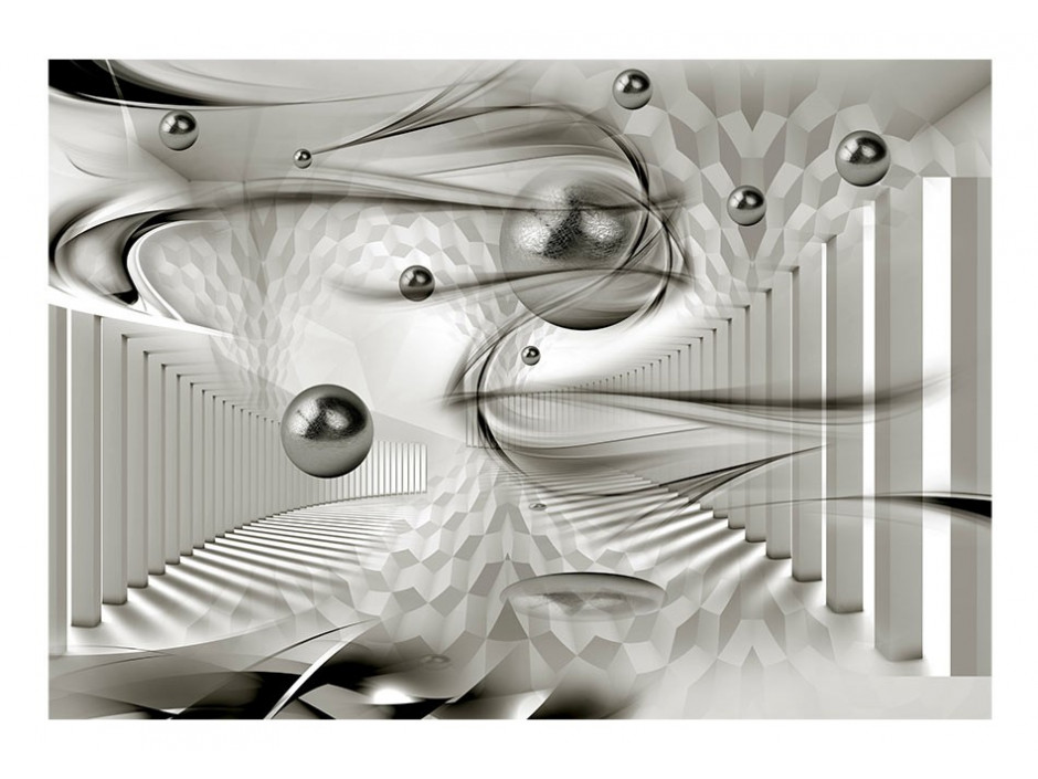 Papier peint  Geometric storm