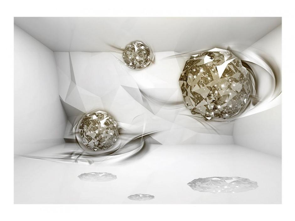 Papier peint  Abstract Diamonds