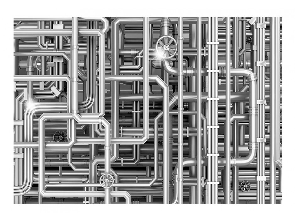 Papier peint  Urban Maze
