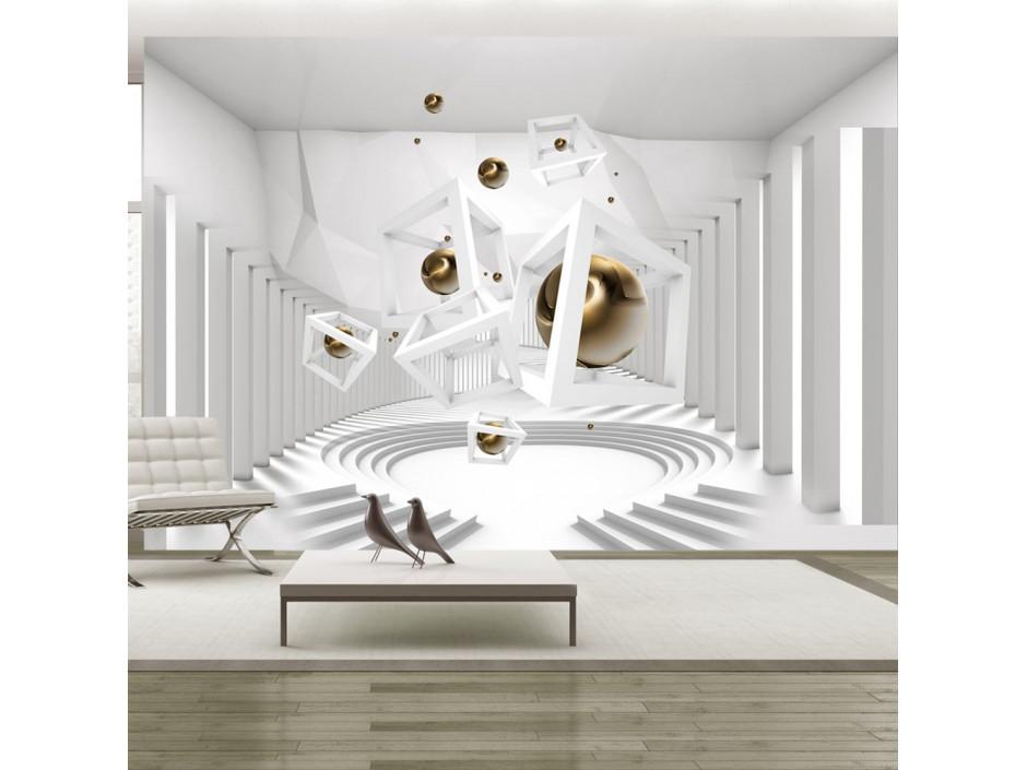 Papier peint - Geometrical Corridor