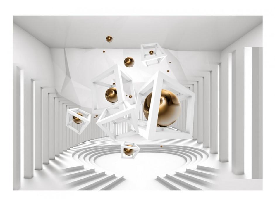 Papier peint  Geometrical Corridor