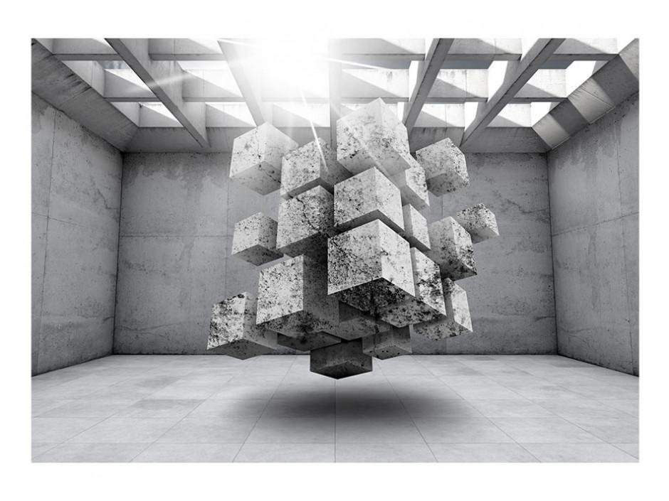 Papier peint  Concrete Prison