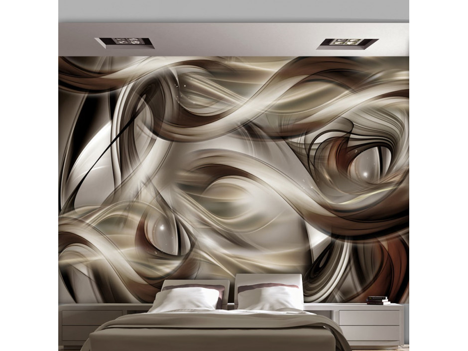 Papier peint - Brown Revelry