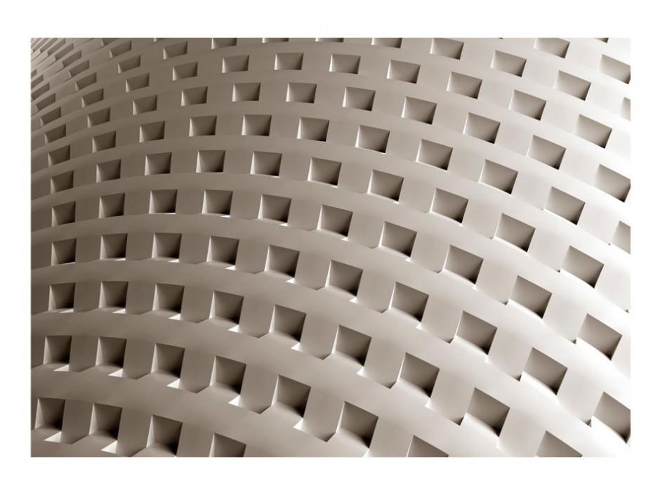 Papier peint  The Construction of Modernity