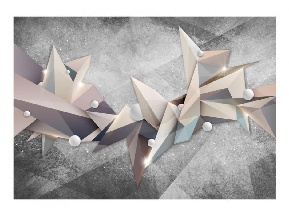 Papier peint  Geometrical Constellation