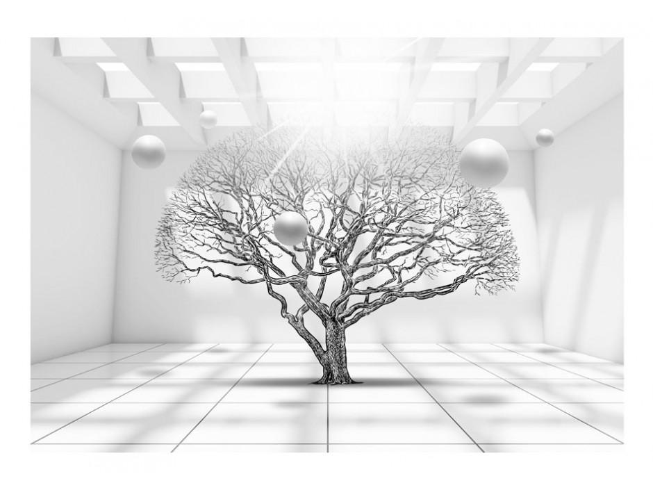 Papier peint  Tree of Future