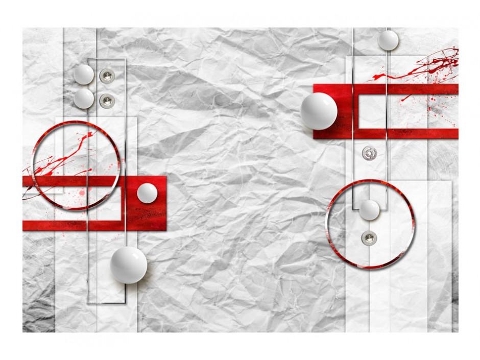 Papier peint  Paper Abstraction