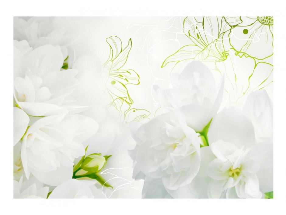 Papier peint  Jasmine