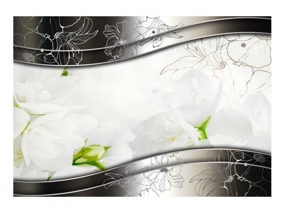 Papier peint  Fleurs de jasmin