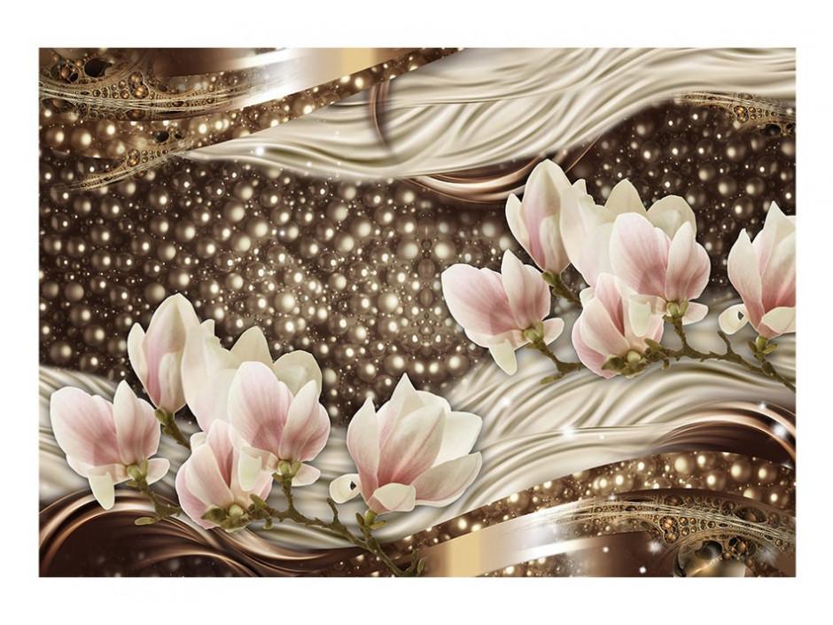 Papier peint  Pearls and Magnolias