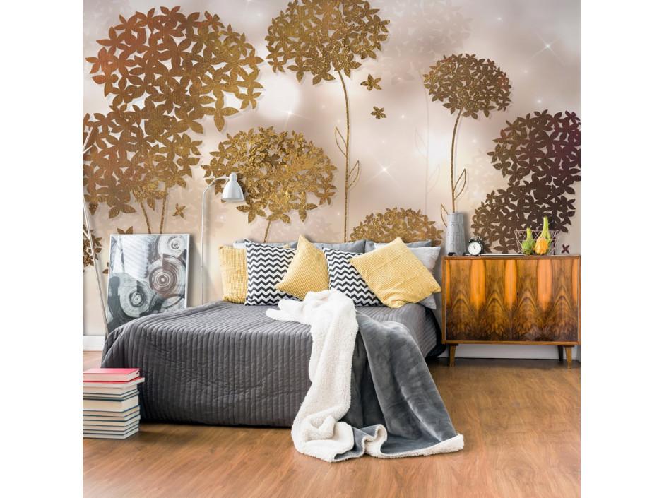 Papier peint  Golden Garden