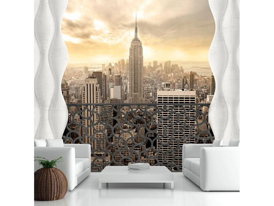 Papier peint  Light of New York