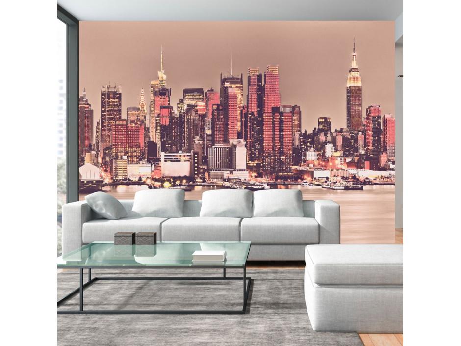 Papier peint  NY  Midtown Manhattan Skyline