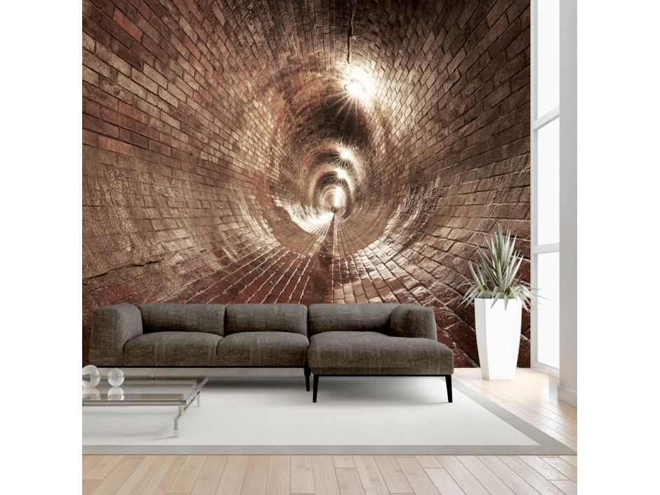 Papier peint  Underground Corridor