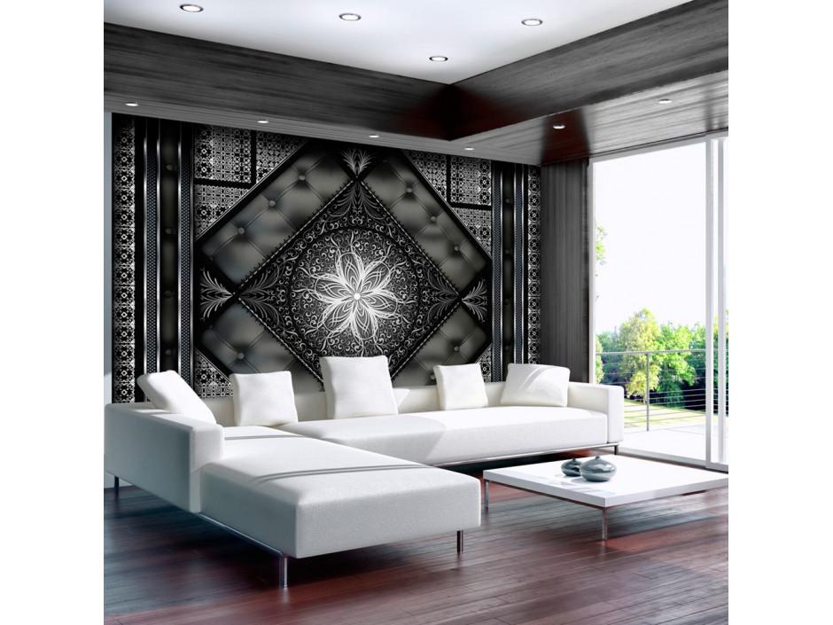 Papier peint  Black mosaic