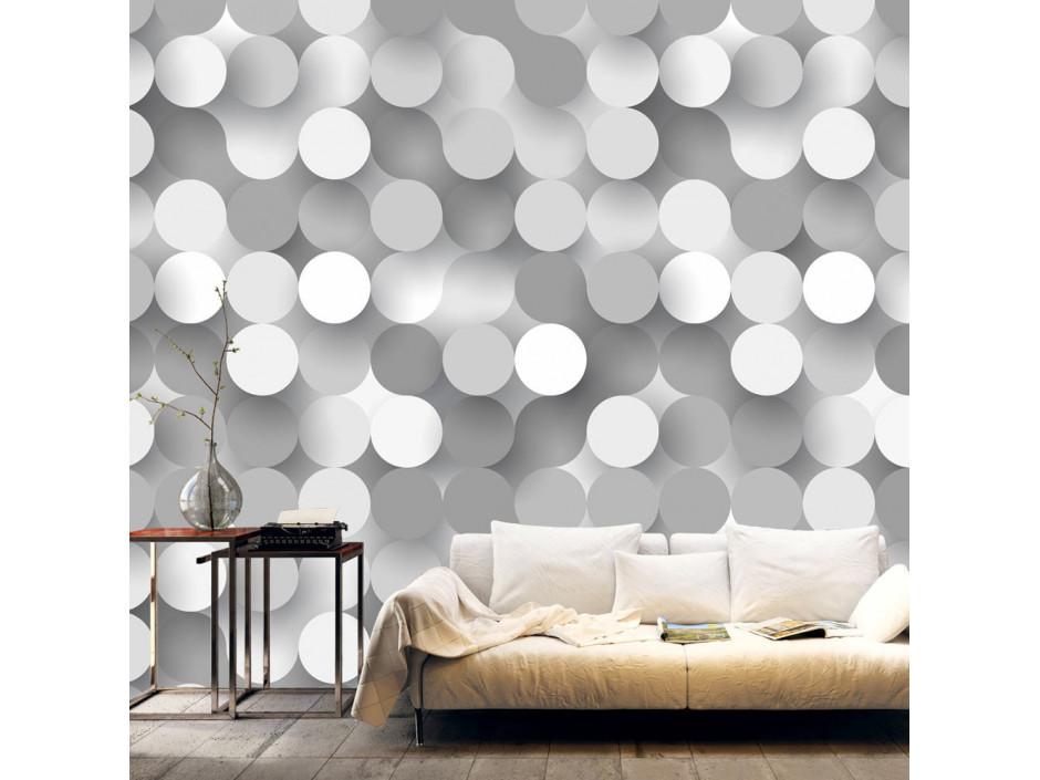 Papier peint  Silver Net
