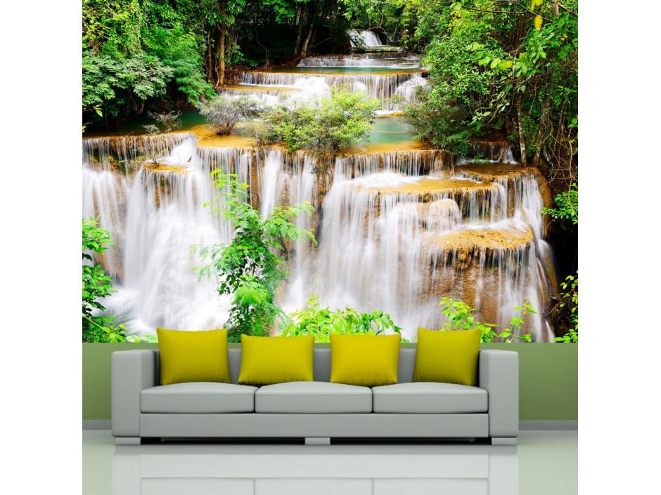 Papier peint  Thai waterfall