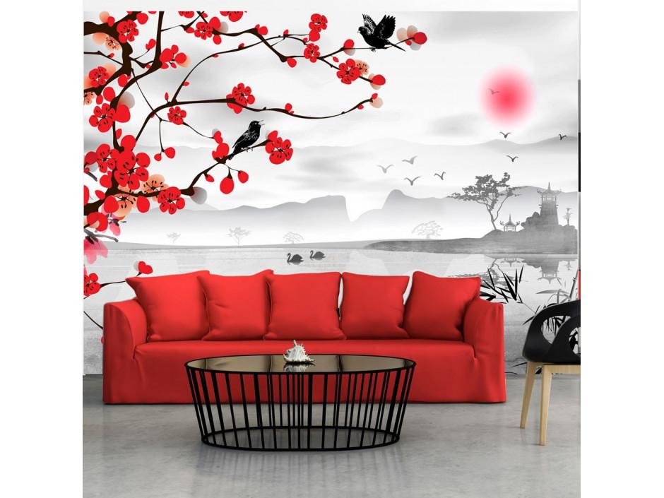 Papier peint  Japanese garden