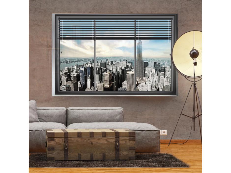 Papier peint  New York window