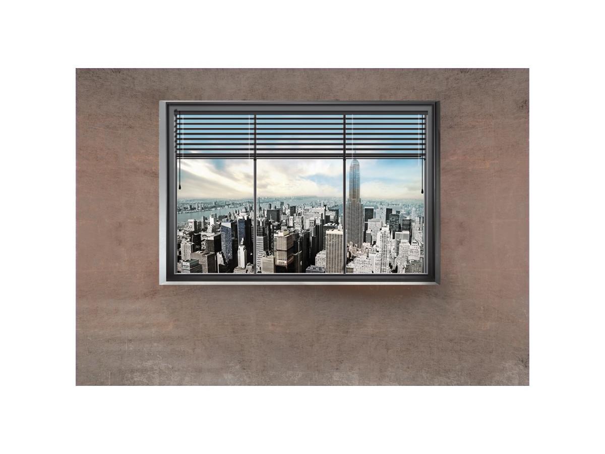 Papier peint - New York window - Declina