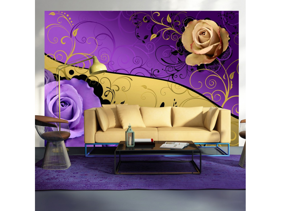 Papier peint - Double elegance