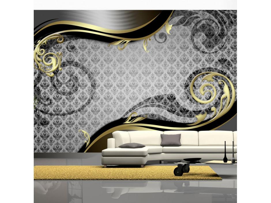 Papier peint - Golden snail