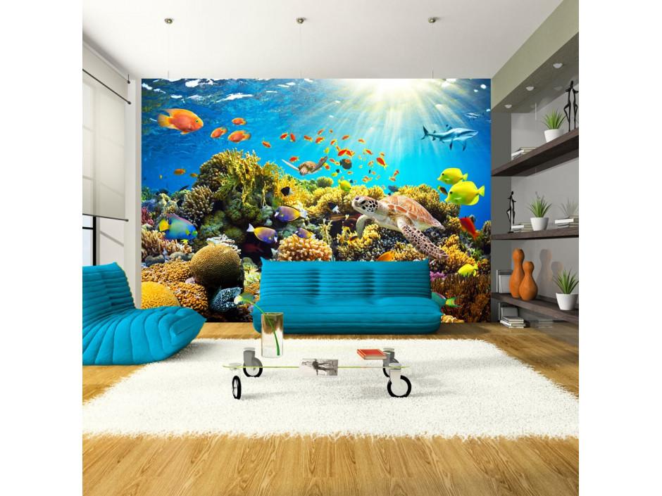 Papier peint  Underwater Land
