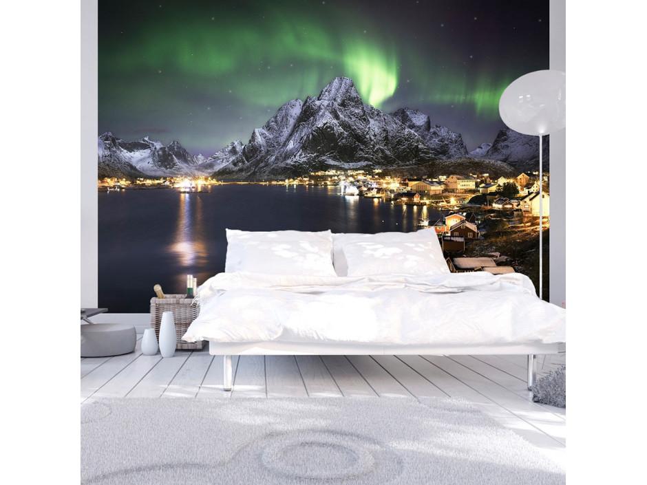 Papier peint - Aurora borealis